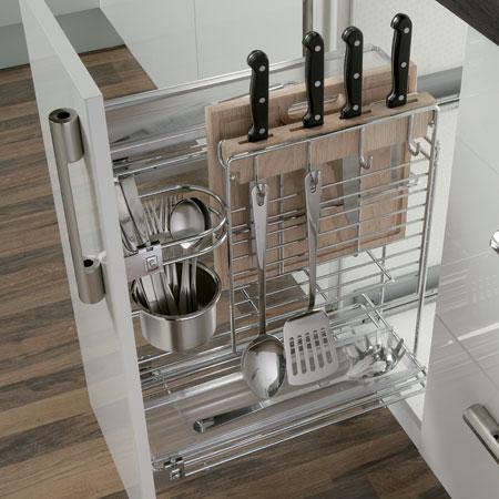 Kitchen Multipurpose Storage Cabinet  Width
