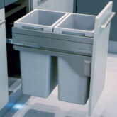 Euro-Cargo 45 waste bin, 70 litres