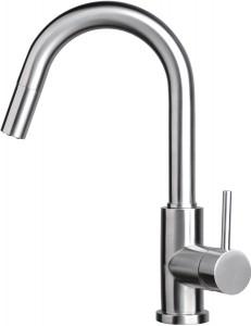 Single lever mixer tap
