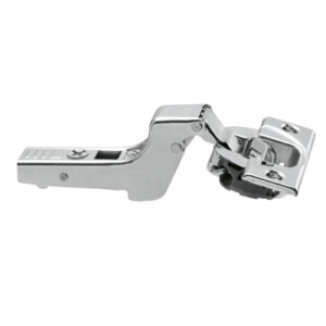 Blum 110 degree clip top hinge with built in blumotion fully cranked