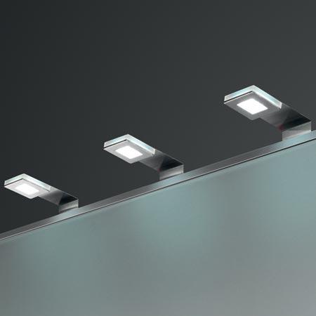 Loox Compatible 12V LED Flat Cornice Light 1.5W - CP Kitchen ...