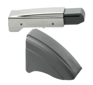 Blumotion for Doors for CLIP top Angled hinge 45 degree + full overlay