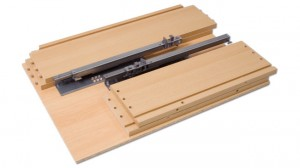 Flat Pack Bedroom Drawers (147mm Height)