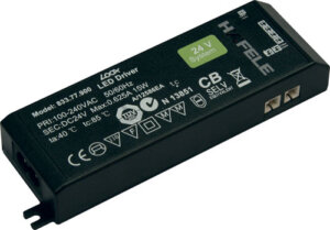 Loox LED Driver, constant voltage, 24V