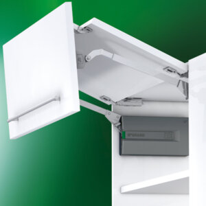 Grass Kinvaro F-20 folding flap fitting