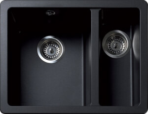 Rangemaster Paragon Igneous PAR315 1 1/2 bowl sink