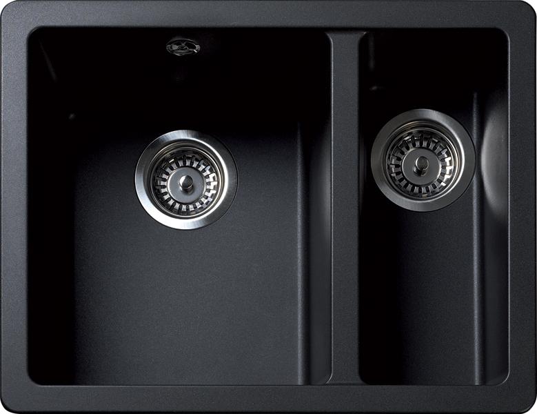 Rangemaster Paragon Igneous PAR315 1 1/2 bowl sink