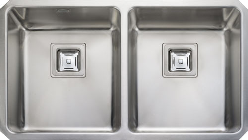 Rangemaster Atlantic Quad QU3434 sink