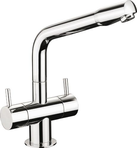 Rangemaster Aquapro TAP1CM/BF pull-out tap