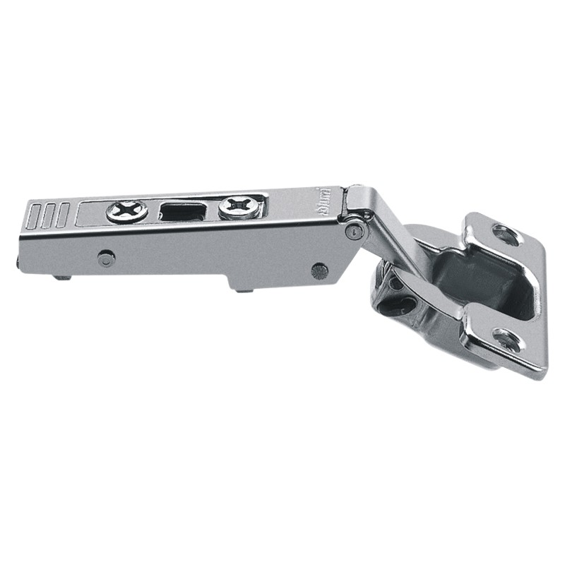 Blum 100 degree clip-on hinge