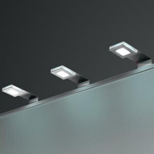 Loox Compatible 12V LED flat cornice light 1.5W