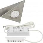 LED 12V Triangular light sets, 2.0W, 2 and 3 light set