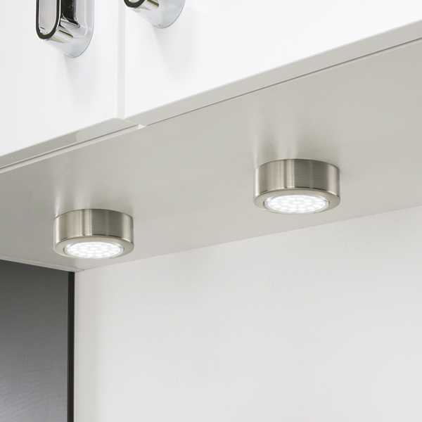 Stainless Steel Led Kitchen Unit Downlights