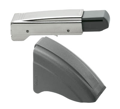 Blumotion for Doors for CLIP top Angled hinge 45 degree + full overlay