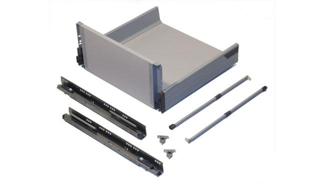 Blum Pre Built D Height Tandembox