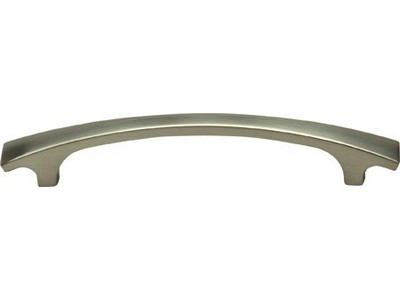 Bar handle, 128 mm hole centres