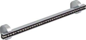 Bar handle, 192 mm hole centres