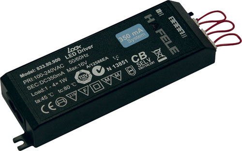 Loox LED Driver, constant current, 350mA