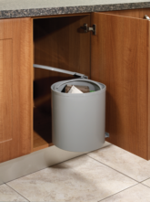 40cm Swing Out Bin with 12 Litre Capacity