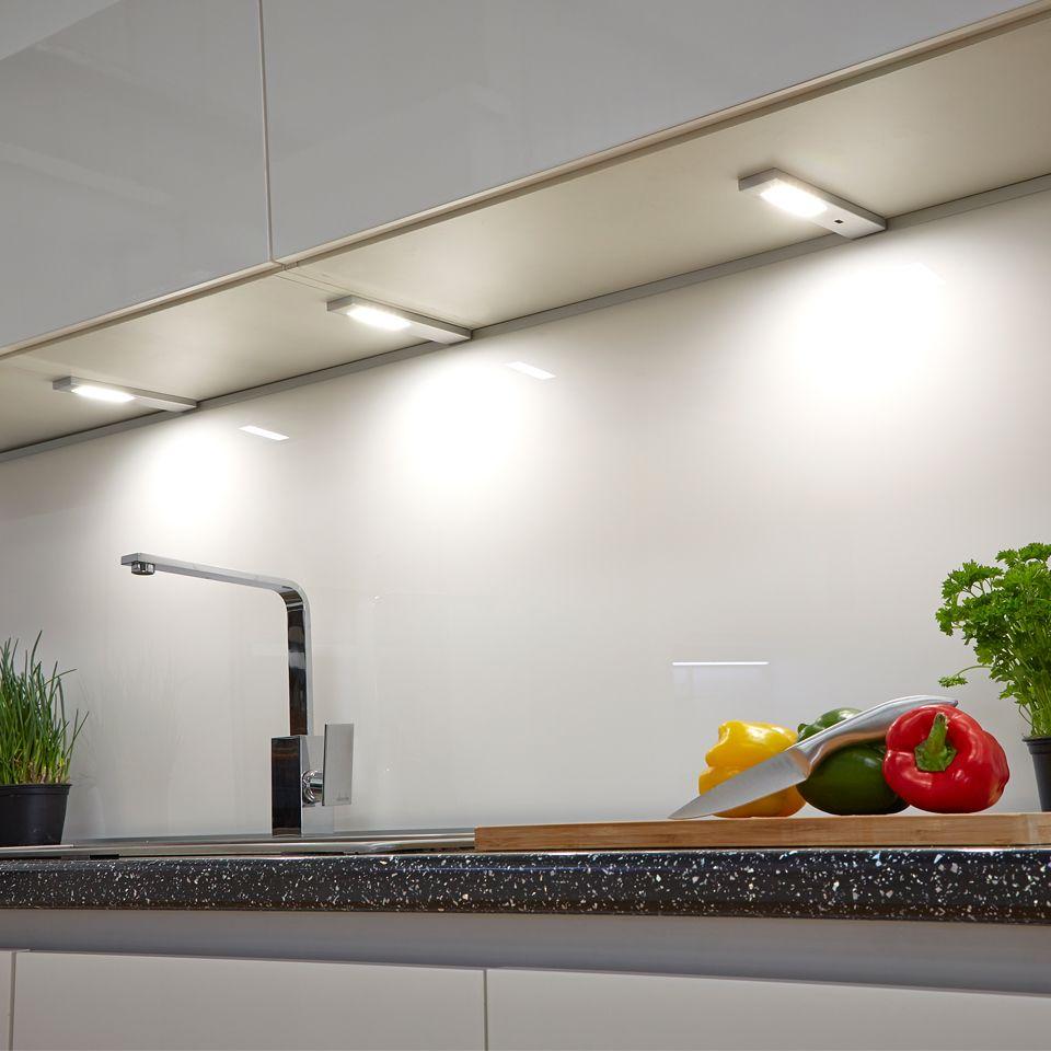 Aliexpress Com Buy Modern 12v Kitchen Led Under Cabinet: Quadra PLUS - U - LED Under Cabinet Light