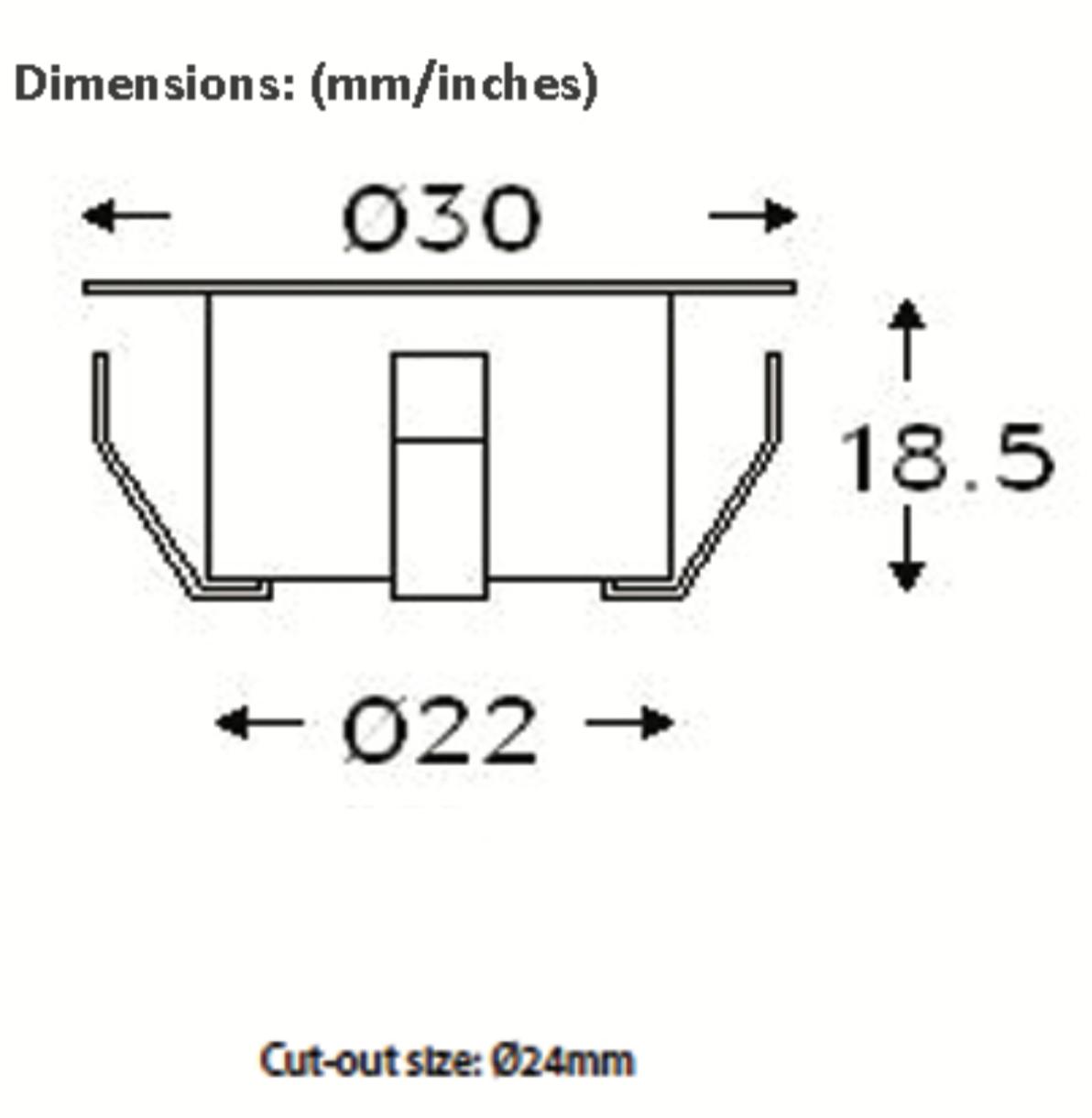 nimbus led plinth light kit