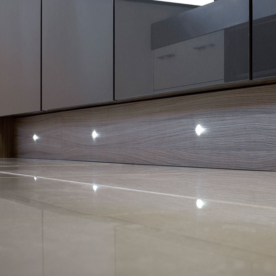 Puro LED Round Plinth Light